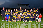 TOP TEAM: The Dr Crokes team winners of the North Kerry U13 hurling final at Austin Stack park, Tralee on Friday.