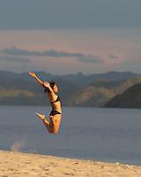 Happy on Vacation Palawan