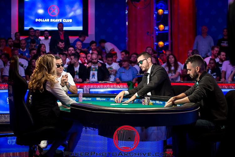 Dario Sammartino, Hossein Ensan and Alex Livingston