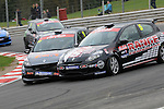 Lee Pattison - JHR Developments & Tom Grice - Total Control Racing Renault Clio Cup UK