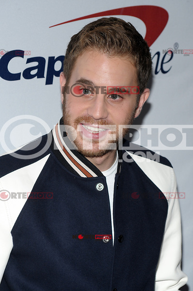 NEW YORK, NY - DECEMBER 8: Ben Platt at Z100's Jingle Ball 2017 at Madison Square Garden in New York City, Credit: John Palmer/MediaPunch /nortephoto.com NORTEPHOTOMEXICO
