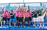 Yau Yee League Masters are the Plate Final Winners of the Masters tournament of the HKFC Citi Soccer Sevens on 22 May 2016 in the Hong Kong Footbal Club, Hong Kong, China. Photo by Lim Weixiang / Power Sport Images