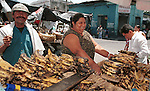 Food stand San Salvador El Salvador, Fine Art Photography by Ron Bennett, Fine Art, Fine Art photography, Art Photography, Copyright RonBennettPhotography.com ©