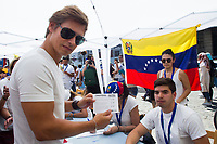 Venezuelan singer Carlos Baute