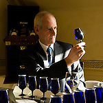 Chief Taster at Johnny Walker Blue Label - Biss Lancaster / published in The Times