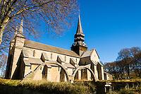 Sweden, Skara. Varnhem Abbey.