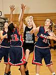 Lady Bobcats vs. Blaze