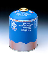 PORTABLE STOVE FUEL CARTRIDGE Contains Butane & Propane Which Are Hydrocarbons