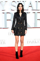 "Fiona Wade<br /> at the ""Fifty Shades Darker"" premiere, Odeon Leicester Square, London.<br /> <br /> <br /> ©Ash Knotek  D3223  09/02/2017"