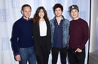 """LOS ANGELES - JUN 21:  Ian Nelson, Analeigh Tipton, Joseph Cross, Hayden Szeto at the """"Summer Night"""" Screening at Rom Com Fest 2019 at the Downtown Independent Theater on June 21, 2019 in Los Angeles, CA"""