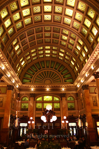 Nov. 01, 2008; Pittsburgh, PA - The Grand Concourse restaurant...Photo credit: Darrell Miho