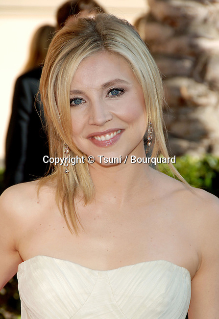 Sarah Chalke at the CREATIVE EMMYS AWARDS At The Shrine Auditorium in Los Angeles. August 19, 2006.