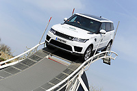 Land Rover. The Clash, Aviva Premiership match, between Bath Rugby and Leicester Tigers on April 7, 2018 at Twickenham Stadium in London, England. Photo by: Rob Munro for Onside Images