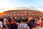 Jan 7, 2017; 5:30:46 PM; QUEEN CREEK, AZ., USA; 11th Annual Keyser Manufacturing Wild West Shootout at Arizona Speedway presented by O'Reilly Auto Parts. Mandatory Credit: (thesportswire.net)