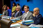 Assemblée communautaire MPM du 3 juillet 2015, présidée par Guy Teissier, président de Marseille Provence Métropole.