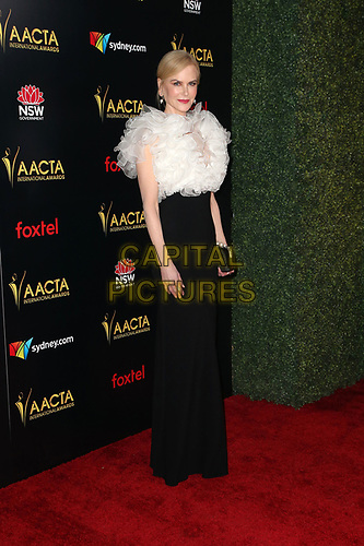 4 January 2019 - West Hollywood, California - Nicole Kidman. the 8th AACTA International Awards held at Skybar at Mondrian.        <br /> CAP/ADM/FS<br /> ©FS/ADM/Capital Pictures