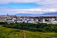 Reykjavík is the capital and largest city of Iceland.