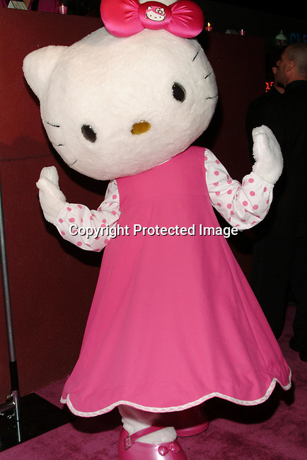 Hello Kitty<br />