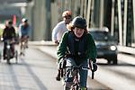 Bike to work day.