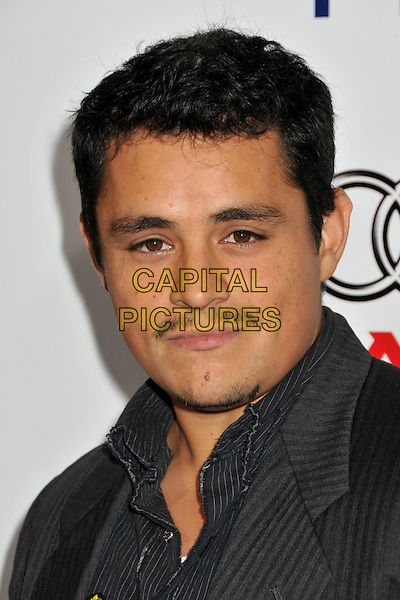 "JESSE GARCIA .AFI Fest 2008 Centerpiece Gala Screening of ""Che"" at Grauman's Chinese Theatre, Hollywood, California, USA..November 1st, 2008.headshot portrait facial hair .CAP/ADM/BP.©Byron Purvis/AdMedia/Capital Pictures."