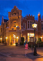 RD- Epcot England at Disney, Orlando FL 5 14
