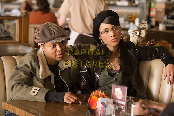 TARAJI HENSON & ALICIA KEYS.in Smokin' Aces .**Editorial Use Only**.CAP/FB.Supplied by Capital Pictures
