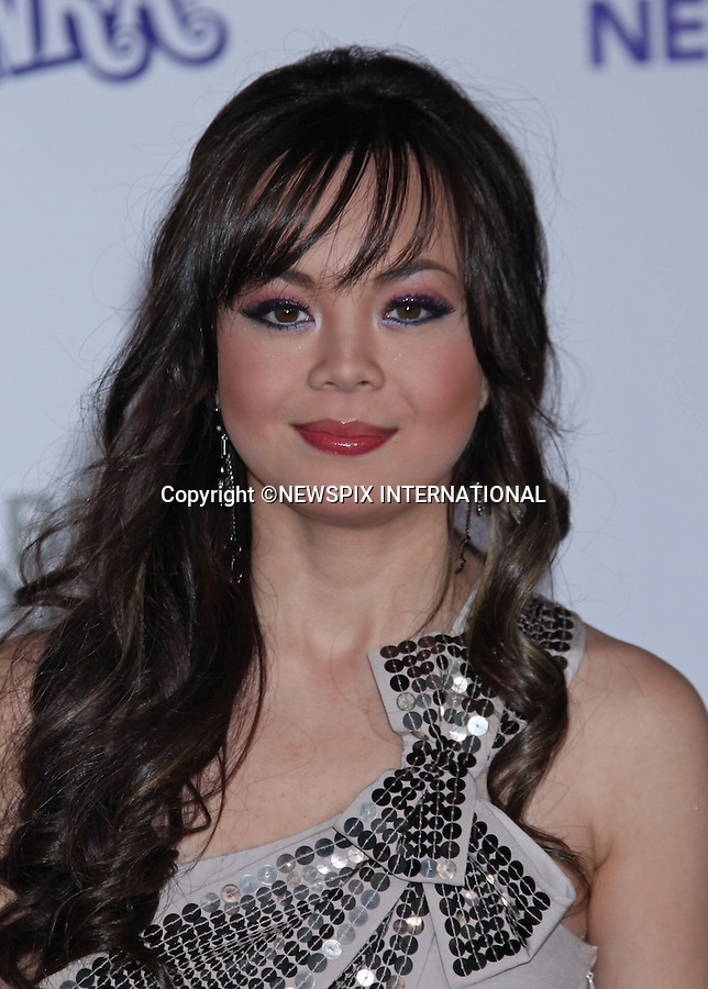 """ANNA MARIA PEREZ DE TAGLE.at Justin Bieber's """"Never Say Never"""" World Premiere, Nokia Theatre, Los Angeles_08/02/2011.Mandatory Photo Credit: ©M.Philips_Newspix International..**ALL FEES PAYABLE TO: """"NEWSPIX INTERNATIONAL""""**..PHOTO CREDIT MANDATORY!!: NEWSPIX INTERNATIONAL(Failure to credit will incur a surcharge of 100% of reproduction fees)..IMMEDIATE CONFIRMATION OF USAGE REQUIRED:.Newspix International, 31 Chinnery Hill, Bishop's Stortford, ENGLAND CM23 3PS.Tel:+441279 324672  ; Fax: +441279656877.Mobile:  0777568 1153.e-mail: info@newspixinternational.co.uk"""