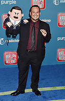 HOLLYWOOD, CA - NOVEMBER 05: Raymond Persi attends the Premiere Of Disney's 'Ralph Breaks The Internet' at the El Capitan Theatre on November 5, 2018 in Los Angeles, California.<br /> CAP/ROT/TM<br /> &copy;TM/ROT/Capital Pictures