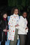 Honorees Kristi Yamaguchi, Tamara Tunie and Candace Matthews at Skating with the Stars (celebrities & Olympic skaters), a benefit gala for Figure Skating in Harlem on April 6, 2010 at Wollman Rink, Central Park, New York City, New York. (Photo by Sue Coflin/Max Photos)