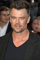 Josh Duhamel at the Deepwater Horizon European Premiere at Cineworld Leicester Square, London on September 26th 2016<br /> CAP/ROS<br /> &copy;Steve Ross/Capital Pictures /MediaPunch ***NORTH AND SOUTH AMERICAS ONLY***