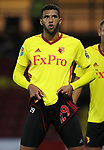 Watford's Etienne Capoue looks on dejected during the Carabao cup match at Vicarage Road Stadium, Watford. Picture date 22nd August 2017. Picture credit should read: David Klein/Sportimage