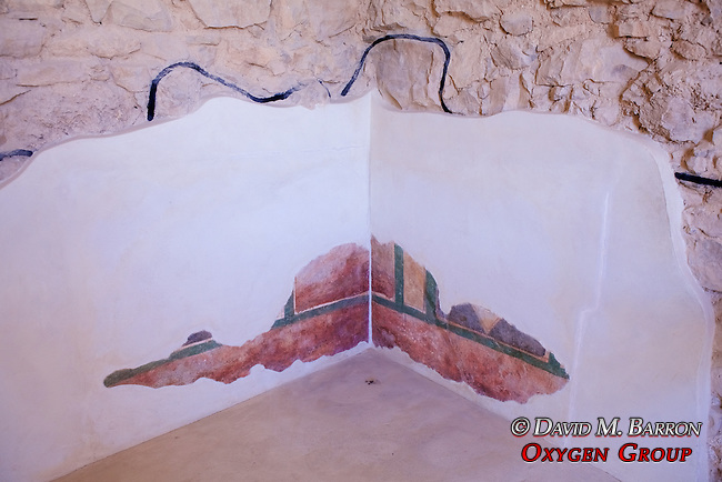 Masada Wall-Paintings