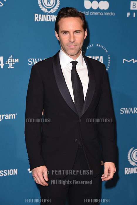 LONDON, UK. December 02, 2018: Alessandro Nivola at the British Independent Film Awards 2018 at Old Billingsgate, London.<br /> Picture: Steve Vas/Featureflash
