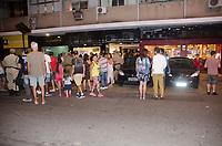 RIO DE JANEIRO,RJ, 10.12.2018 - ACIDENTE-RJ - Manobrista perde controle em carro com câmbio automático e invade loja no bairro de Copacabana e deixa tres feridos. Proprietario do veiculo prestou depoimento na 12ª DP na zona sul do Rio de Janeiro na noite desta terça-feira, 12. (Foto: Vanessa Ataliba/Brazil Photo Press)