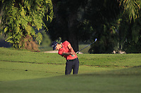 Thomas Detry (BEL) on the 2nd fairway during Round 1 of the Maybank Championship at the Saujana Golf and Country Club in Kuala Lumpur on Thursday 1st February 2018.<br /> Picture:  Thos Caffrey / www.golffile.ie<br /> <br /> All photo usage must carry mandatory copyright credit (© Golffile | Thos Caffrey)