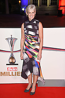 Judy Murray<br /> at the Millies 2016, Guildhall, London.<br /> <br /> <br /> &copy;Ash Knotek  D3212  14/12/2016