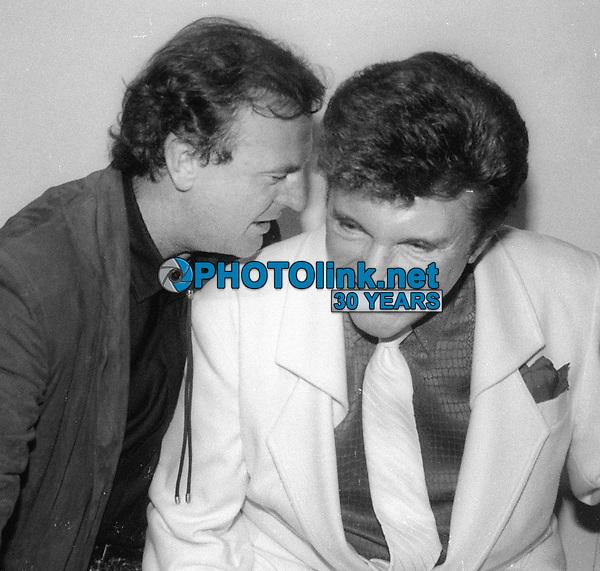 Peter Allen and Liberace 1987<br /> Photo By John Barrett/PHOTOlink