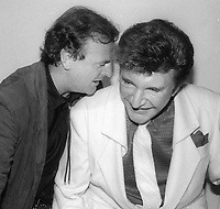 Peter Allen and Liberace 1987<br /> Photo By John Barrett/PHOTOlink