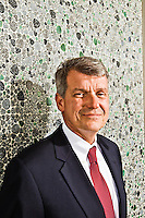 Timothy Sloan pictures: Executive portrait photography of CFO Timothy Sloan of Wells Fargo by San Francisco corporate photographer Eric Millette