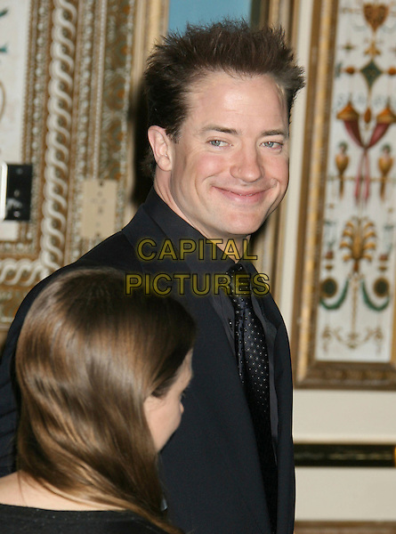 BRENDAN FRASER. 2008 ShoWest Awards Ceremony held at the Paris Las Vegas Hotel. ShoWest is the official convention of the National Association of Theatre Owners.,Las Vegas, Nevada , USA, 13 March 2008..portrait headshot.CAP/ADM/RE.©Russ Elliot/Admedia/Capital PIctures
