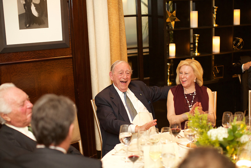 New York, NY - June 28, 2016: The Generations Around Harvey Chaplin's Dinner Table dinner host at Essex House.<br /> <br /> CREDIT: Clay Williams.<br /> <br /> &copy; Clay Williams / claywilliamsphoto.com