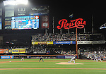 Masahiro Tanaka (Yankees),<br /> MAY 14, 2014 - MLB :<br /> Masahiro Tanaka of the New York Yankees pitches in the ninth inning during the Major League Baseball game against the New York Mets at Citi Field in Flushing, New York, United States. (Photo by AFLO)