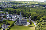An aerial photo of Killarney showing St. mary's cathedral  and Killarney Nationalk Park with the Killarney demesne in the background.<br /> Picture by Don MacMonagle<br /> <br /> NO SHARING / TWEETING ALLOWED