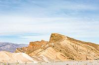 Zabriskie Point. Death Valley National Park, California.