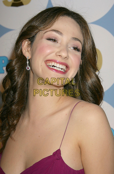 EMMY ROSSUM.PEOPLE Magazine and the Recording Academy Host Kick-Off Party for the 50th Annual GRAMMY Awards at Avalon, Hollywood, California, USA,.06 December, 2007..portrait headshot.CAP/ADM/RE.©Russ Elliot/AdMedia/Capital Pictures.