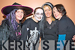 Enjoying the Halloween disco in Beaufort Community Centre on Friday night were Mary Coffey, Mary O'Connor, Una Sheehan and Hannah O'Sullivan Reuse.   Copyright Kerry's Eye 2008