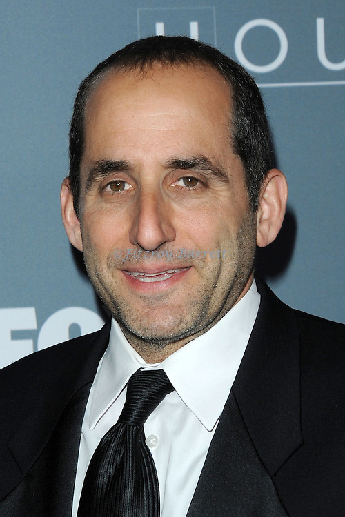 Peter Jacobson attending the House Series  Finale Wrap Party, held at Cicada's in Los Angeles, CA. April 20, 2012