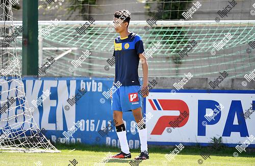 2016-07-31 / Voetbal / Seizoen 2016-2017 / KSV Schriek / Souhail El Aissaoui<br /> <br /> Foto: Mpics.be