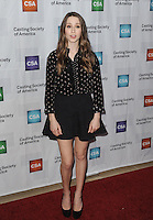 www.acepixs.com<br /> <br /> January 19 2017, LA<br /> <br /> Taissa Farmiga arriving at the 2017 Annual Artios Awards at The Beverly Hilton Hotel on January 19, 2017 in Beverly Hills, California<br /> <br /> By Line: Peter West/ACE Pictures<br /> <br /> <br /> ACE Pictures Inc<br /> Tel: 6467670430<br /> Email: info@acepixs.com<br /> www.acepixs.com