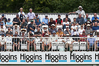 Spectators look on during Essex CCC vs Yorkshire CCC, Specsavers County Championship Division 1 Cricket at The Cloudfm County Ground on 7th July 2019